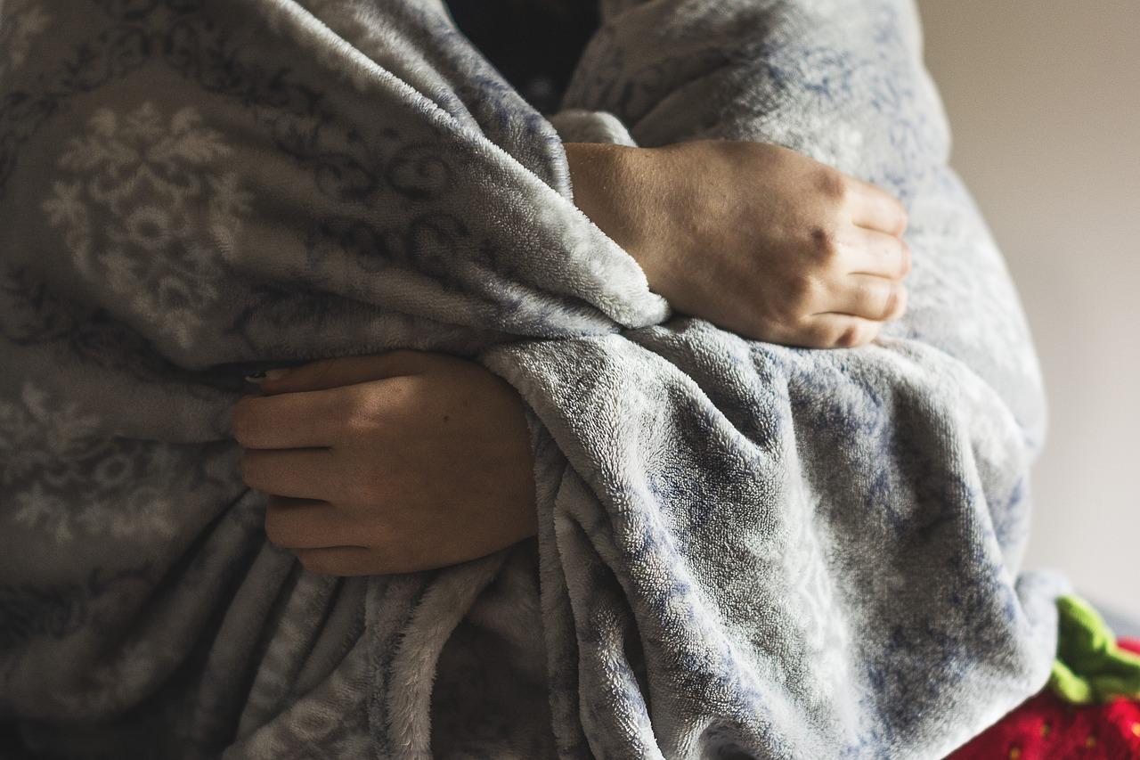 hřejivá deka