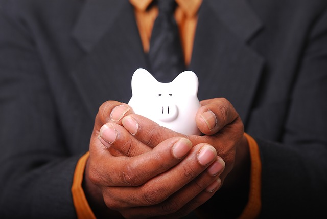 úspora peněz